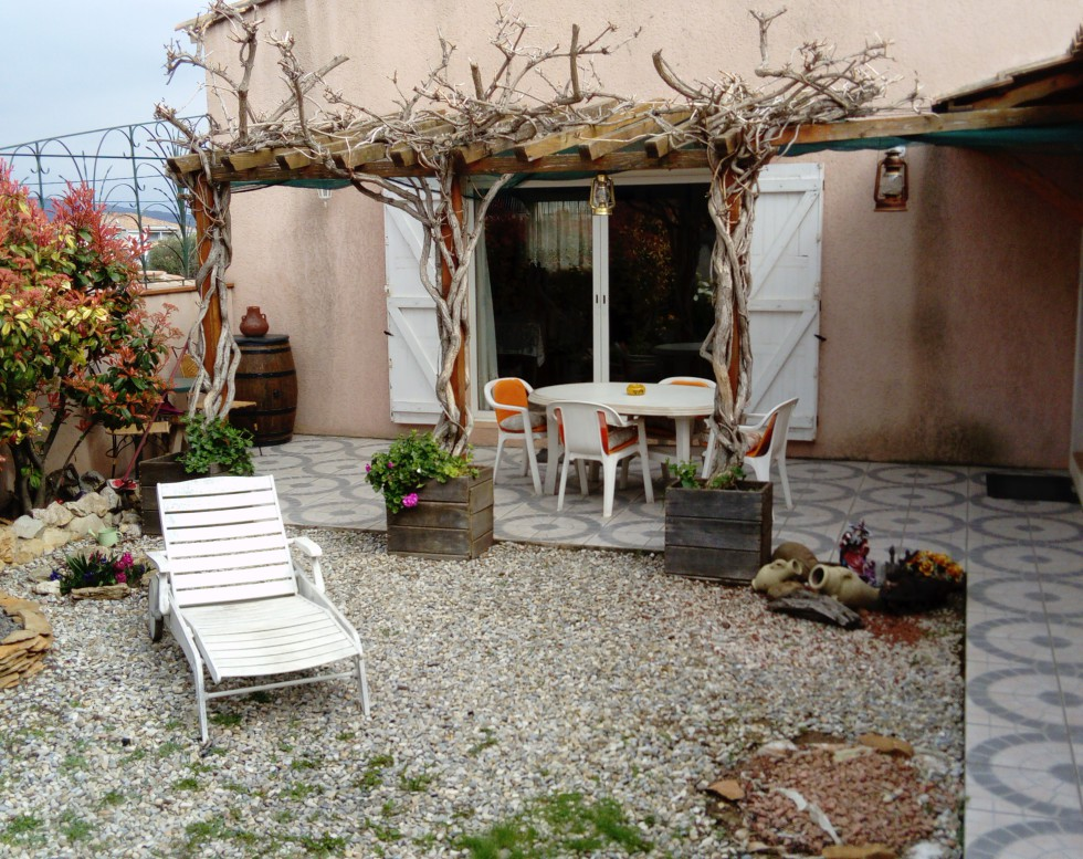 vente viagère : maison de 88m2 sur 150m2 de terrain LA CIOTAT