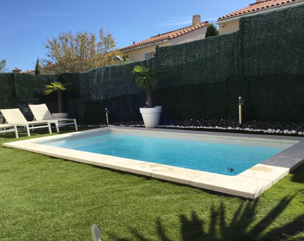 (vendu ) 480 000 € EXCLUSIF – villa T4 avec 350m2 de terrain ,piscine,garage LA CIOTAT